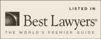 Listed in Best Lawyers